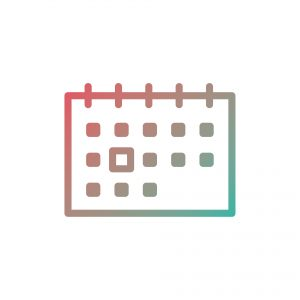 Highlight the date in Project - Calendar