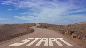 Start your training plan